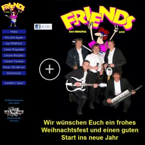 friends-partyband