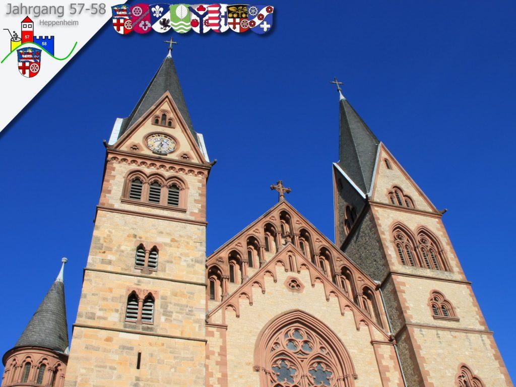 Jahrgang 57-58 in Heppenheim an der Bergstaße